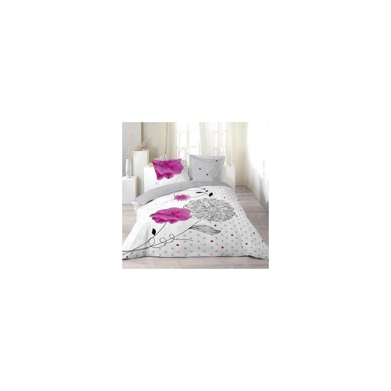 Parure de lit eclat 240 x 220 cm - Parures de couettes 220 x 240 cm ...