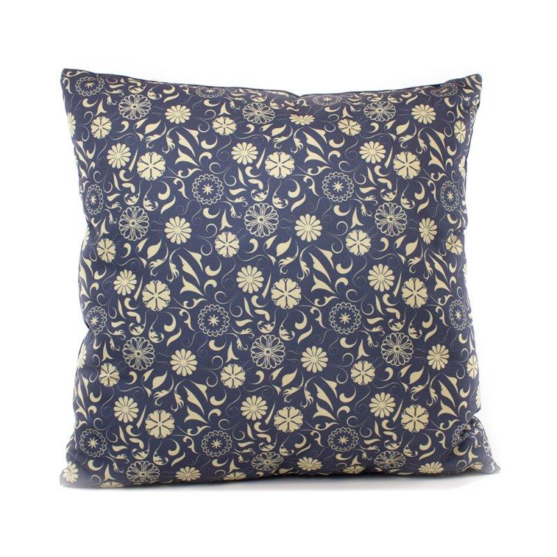 coussin bora 45 x 45 cm motif 1. Black Bedroom Furniture Sets. Home Design Ideas