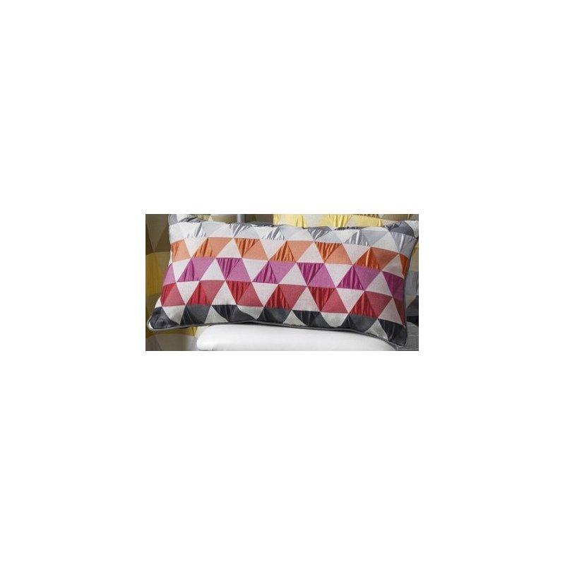 Coussin aura 45 x 45 c m 5 coloris - Housse de coussin 45 x 45 ...