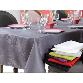 NAPPE TOTEMA ANTHRACITE - 2 dimensions