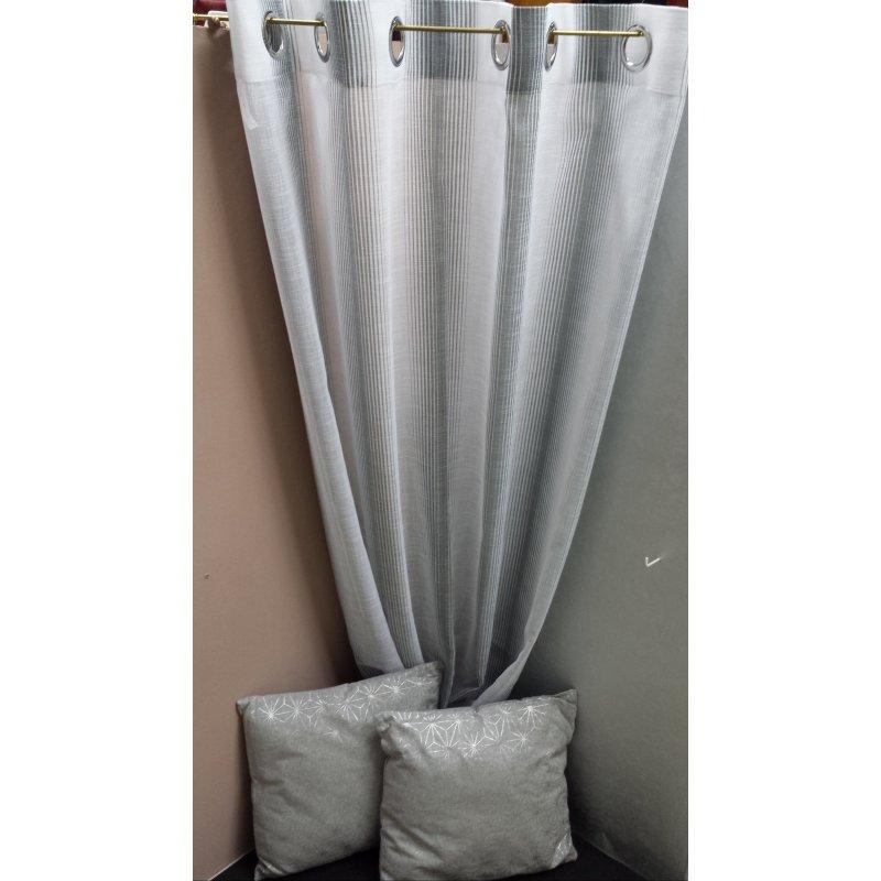 voilage liam 2 dimension. Black Bedroom Furniture Sets. Home Design Ideas