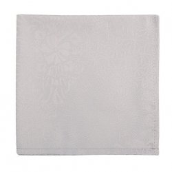 LOT DE 6 SERVIETTES TOTEMA GRISE