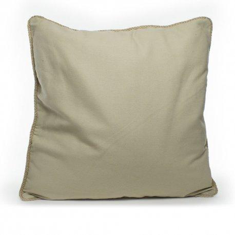 COUSSIN ARAMIS JUTE 45 X 45 CM - beige