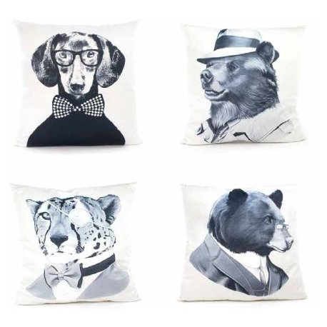 COUSSIN ANIMALS STORY CHIEN