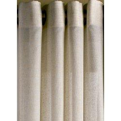 VOILAGE LEA 140 x 260 100% LIN - 2 COLORIS