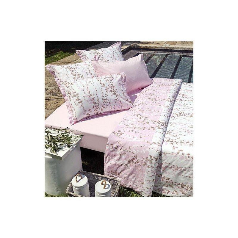 housse de couette yasmin 2 coloris 2 dimension. Black Bedroom Furniture Sets. Home Design Ideas