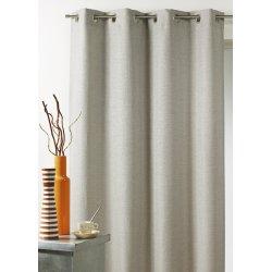 rideau louka isolant phonique et thermique 135 x 260. Black Bedroom Furniture Sets. Home Design Ideas