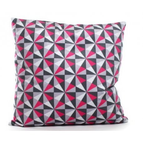 COUSSIN willy 40 X 40 - rose