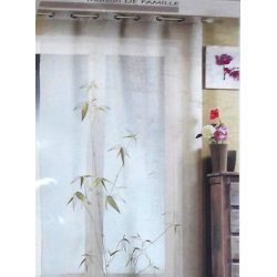 VOILAGE BAMBOU 140 X 240 CM