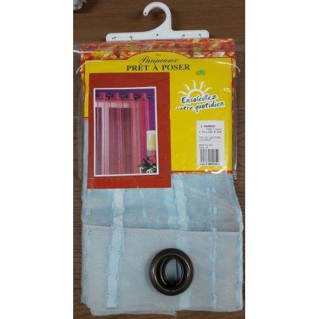 VOILAGE LISON 150 X 240 CM - 2 coloris