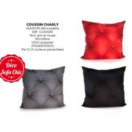 COUSSIN CHARLY DÉHOUSSABLE 45 X 45