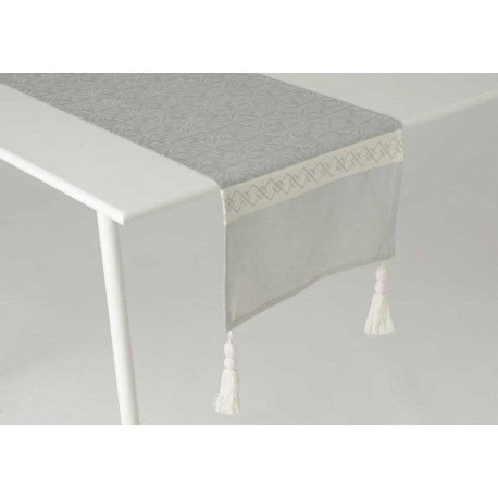 CHEMIN DE TABLE PLAZA 45 X 150 CM