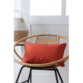 COUSSIN RECTANGULAIRE DUO TERRACOTA