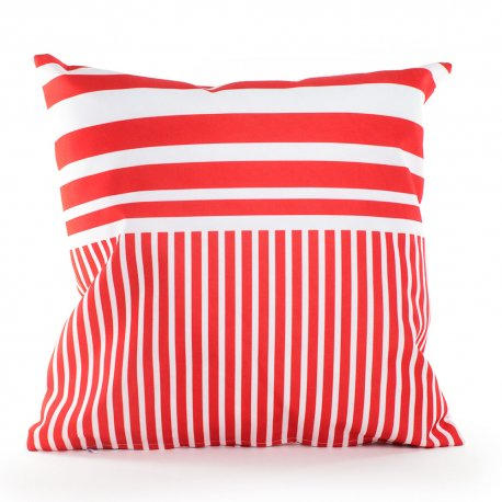 COUSSIN SWAN 45 x 45 cm- rouge