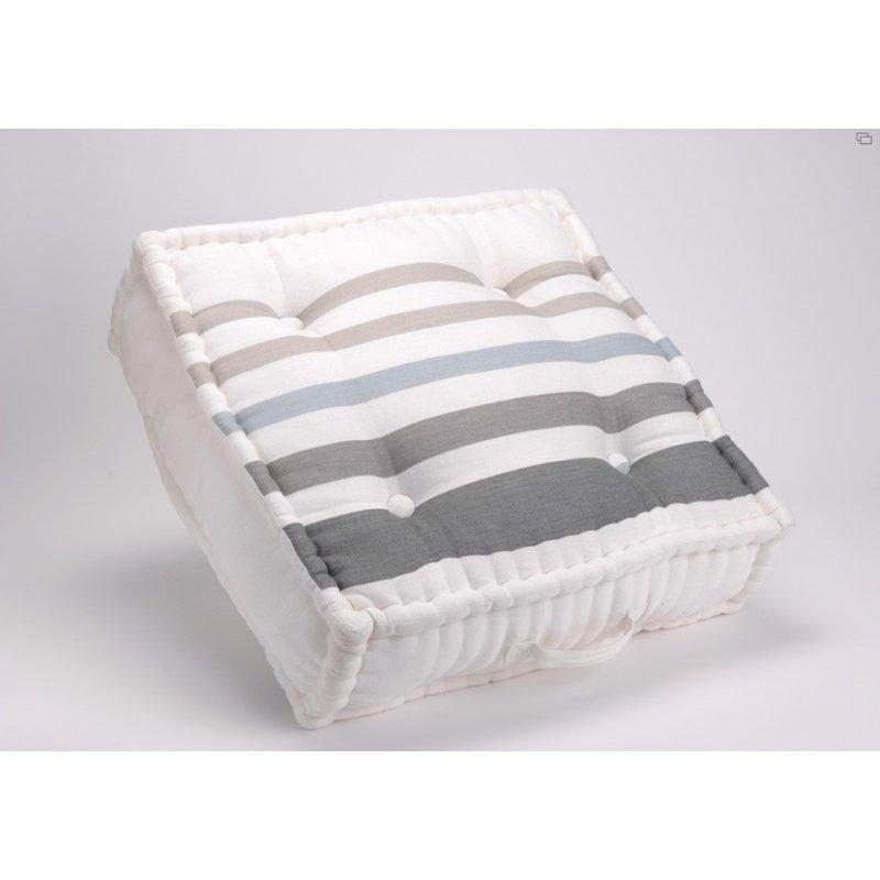 coussin de sol amadeus 50x50x10 cm. Black Bedroom Furniture Sets. Home Design Ideas