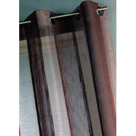 VOILAGE CHOCOLAT 150 X 260