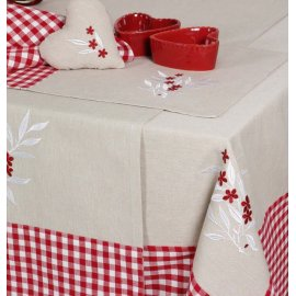 NAPPE GASSIN 160 X 160 CM